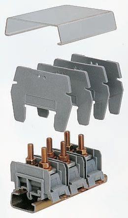 Entrelec , CPP Cover for Terminal Block
