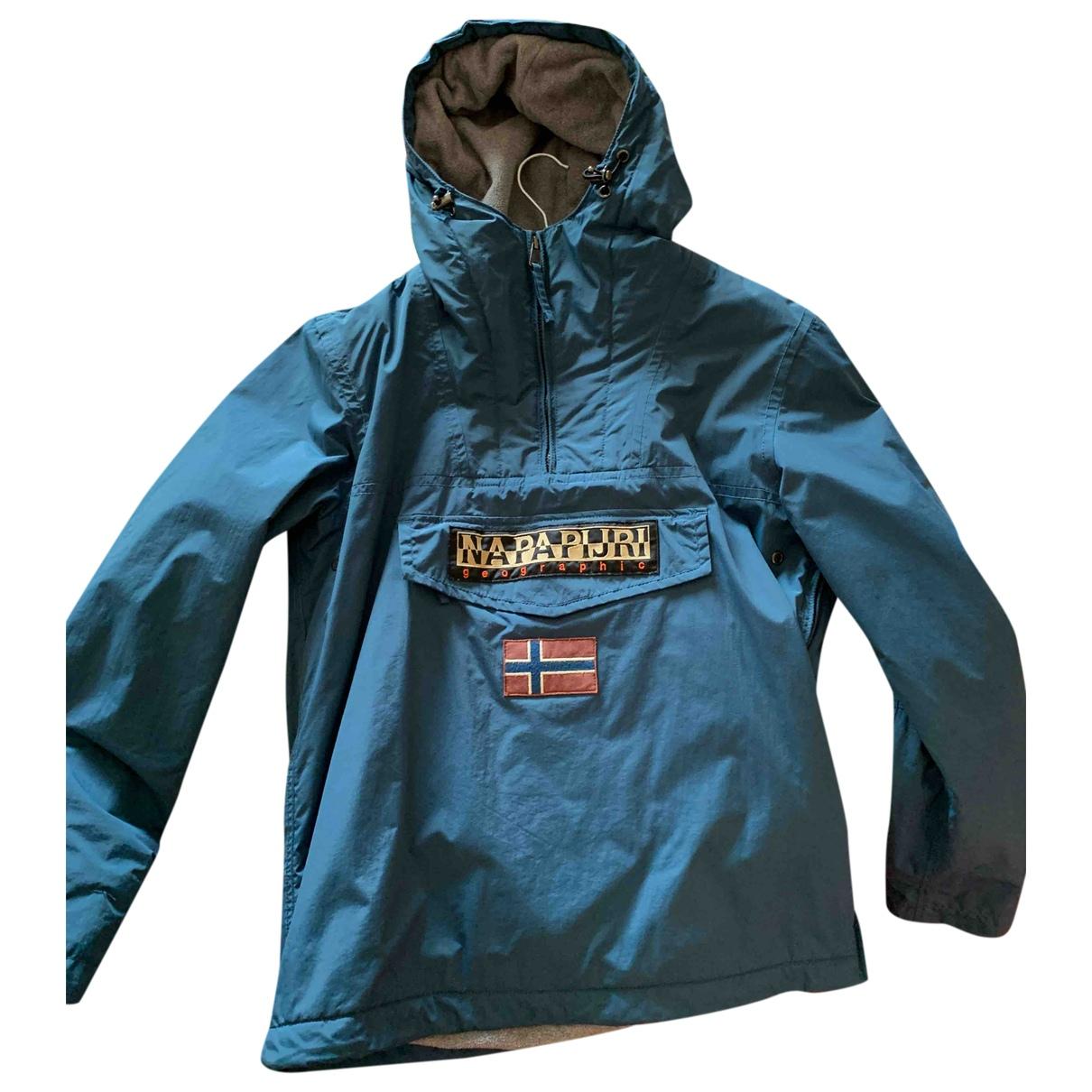 Napapijri \N Turquoise jacket  for Men S International