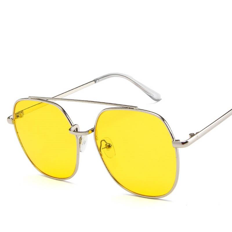 Ericdress Wrap Colour Fashion Sunglasses