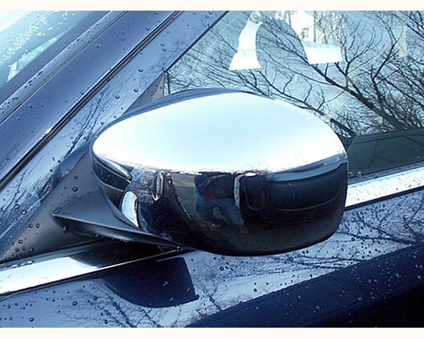 Quality Automotive Accessories Chrome Plated ABS Plastic 2-Piece Mirror Cover Set Chrysler 300 | 300C 2006