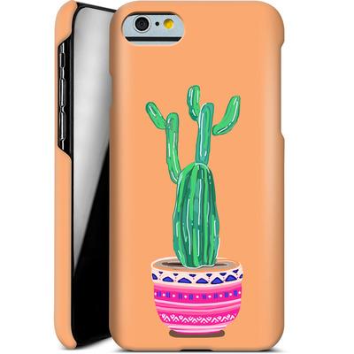 Apple iPhone 6s Smartphone Huelle - Cacti Love von Mukta Lata Barua