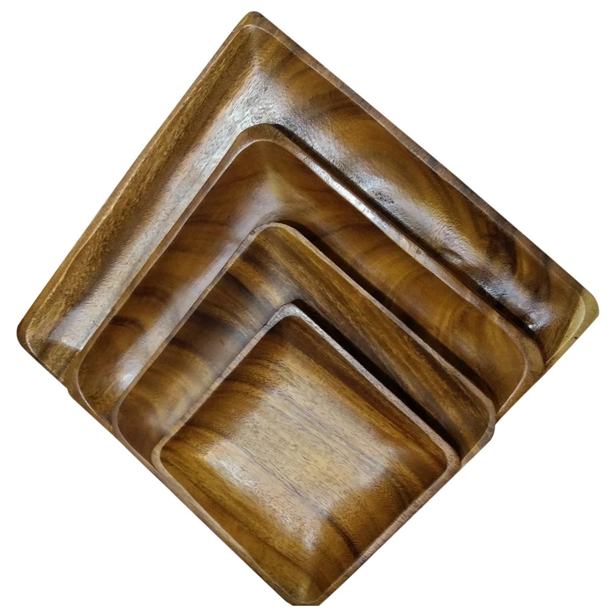 - Arts de la table   pour lifestyle en bois - marron