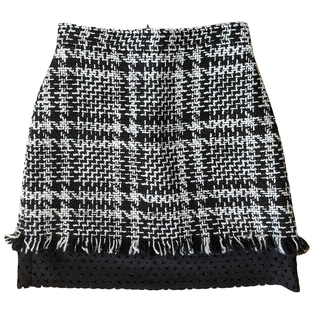 Msgm \N Black skirt for Women 42 IT