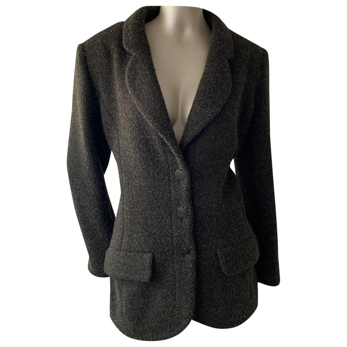 Chanel \N Khaki jacket for Women 42 FR