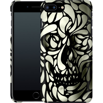 Apple iPhone 7 Plus Smartphone Huelle - Skull von Ali Gulec