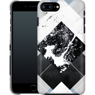 Apple iPhone 8 Plus Smartphone Huelle - Geometric Textures 5 von Mareike Bohmer
