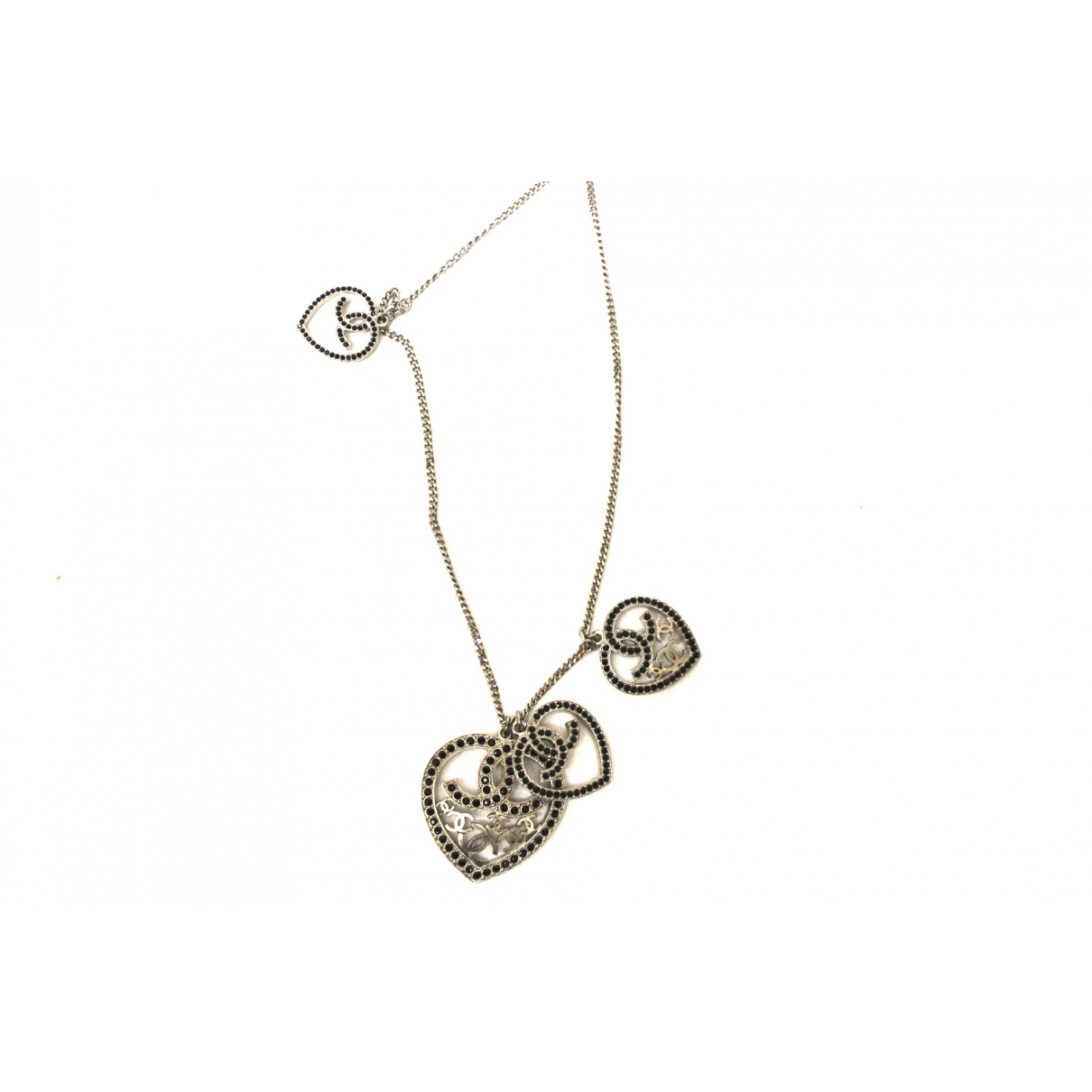 Chanel \N Silver necklace for Women \N