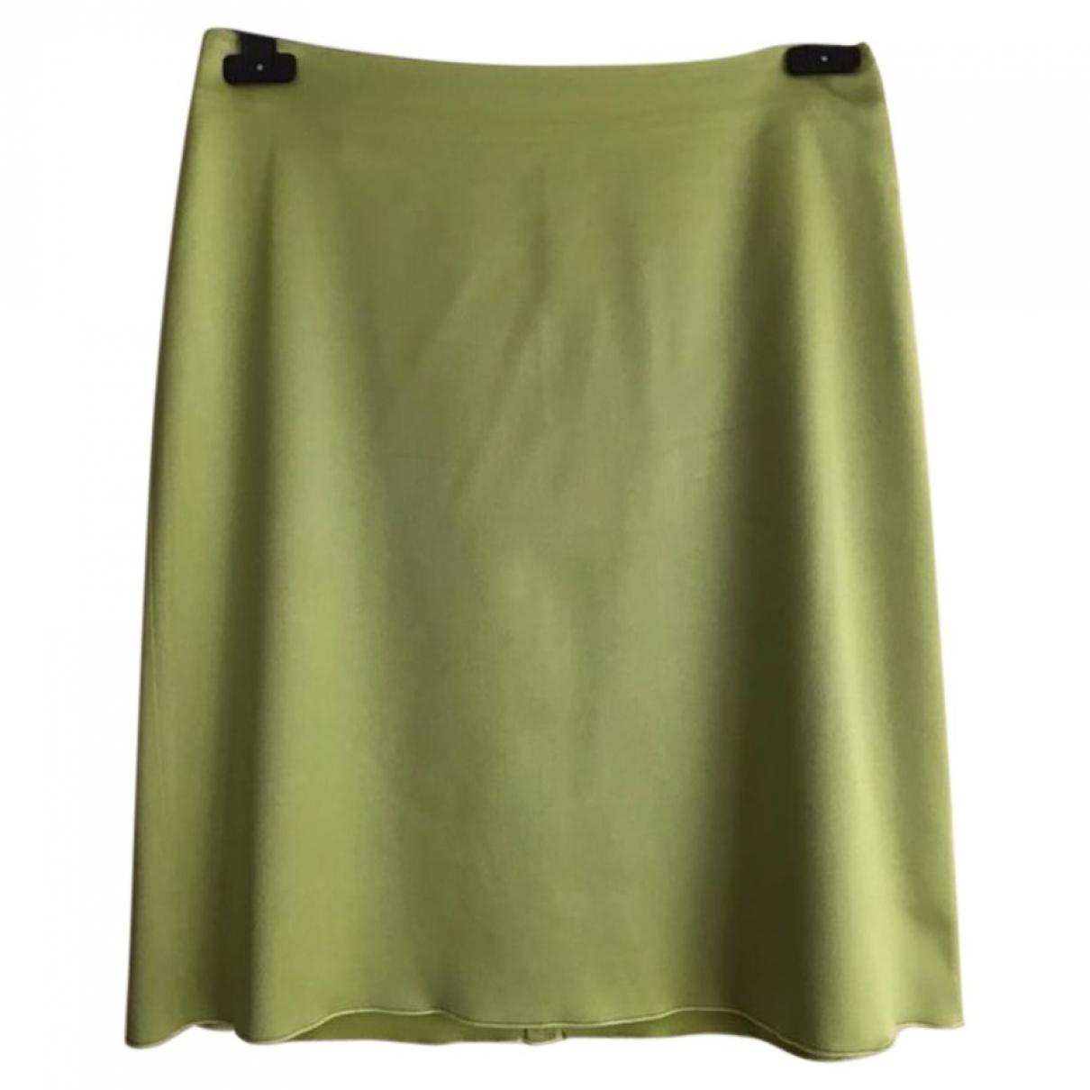 Versace Jeans \N Green skirt for Women 44 IT