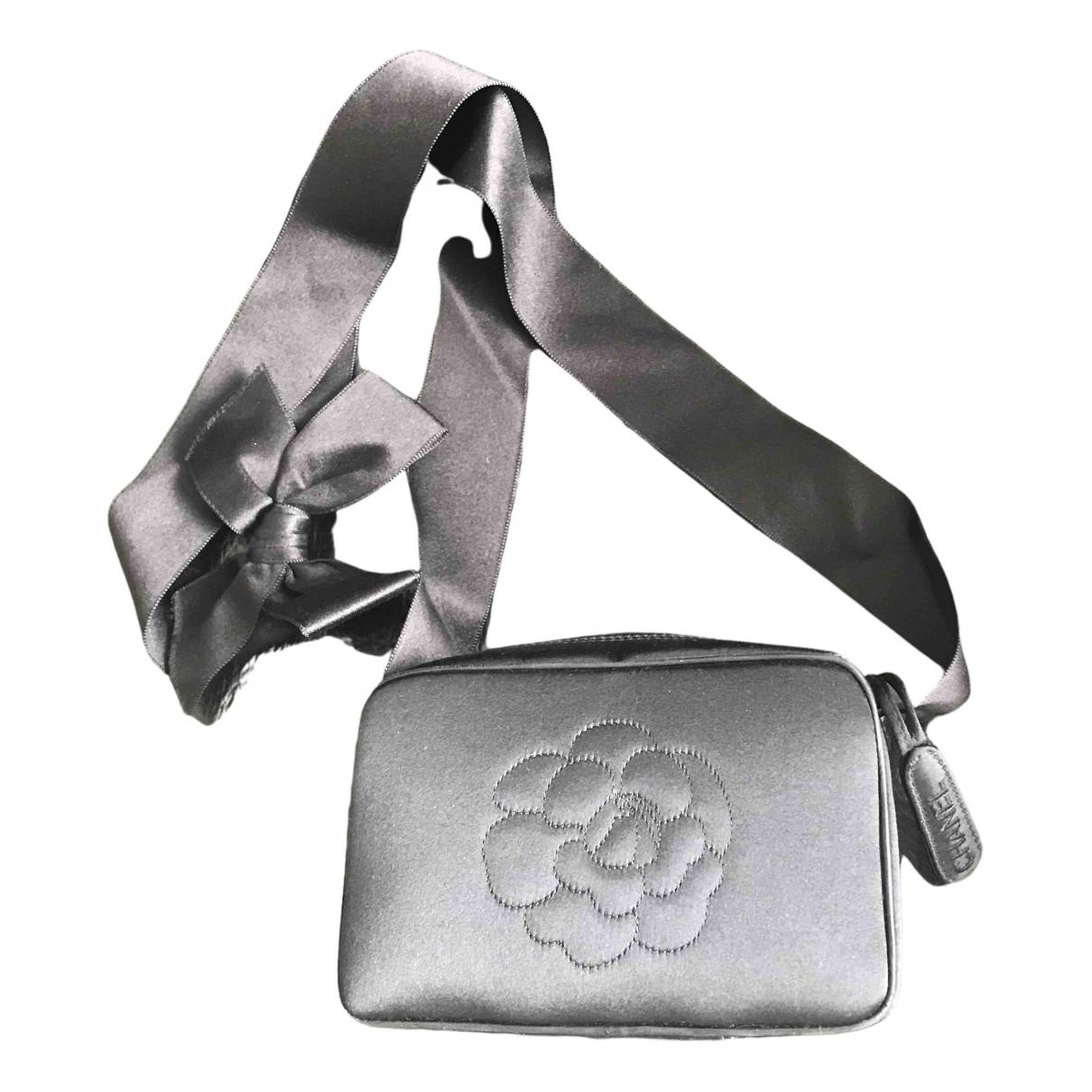 Chanel \N Black Silk handbag for Women \N