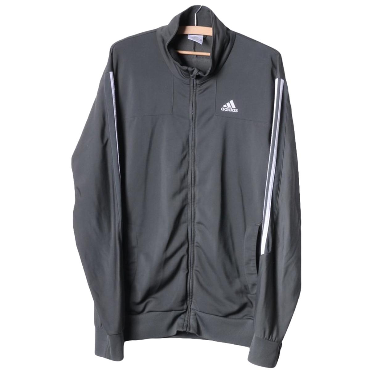 Adidas \N Pullover.Westen.Sweatshirts  in  Grau Polyester