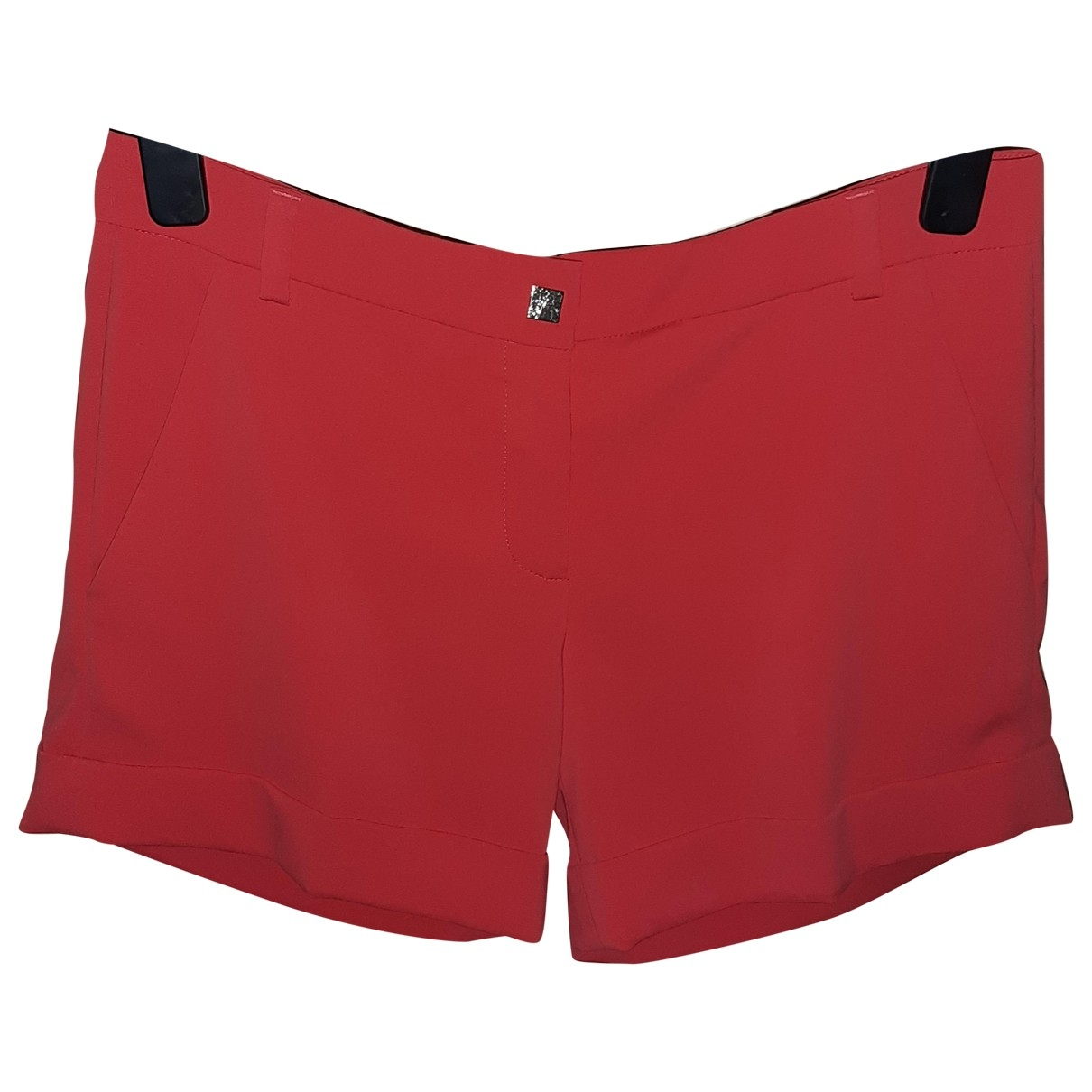 Versace \N Shorts in Baumwolle - Elasthan