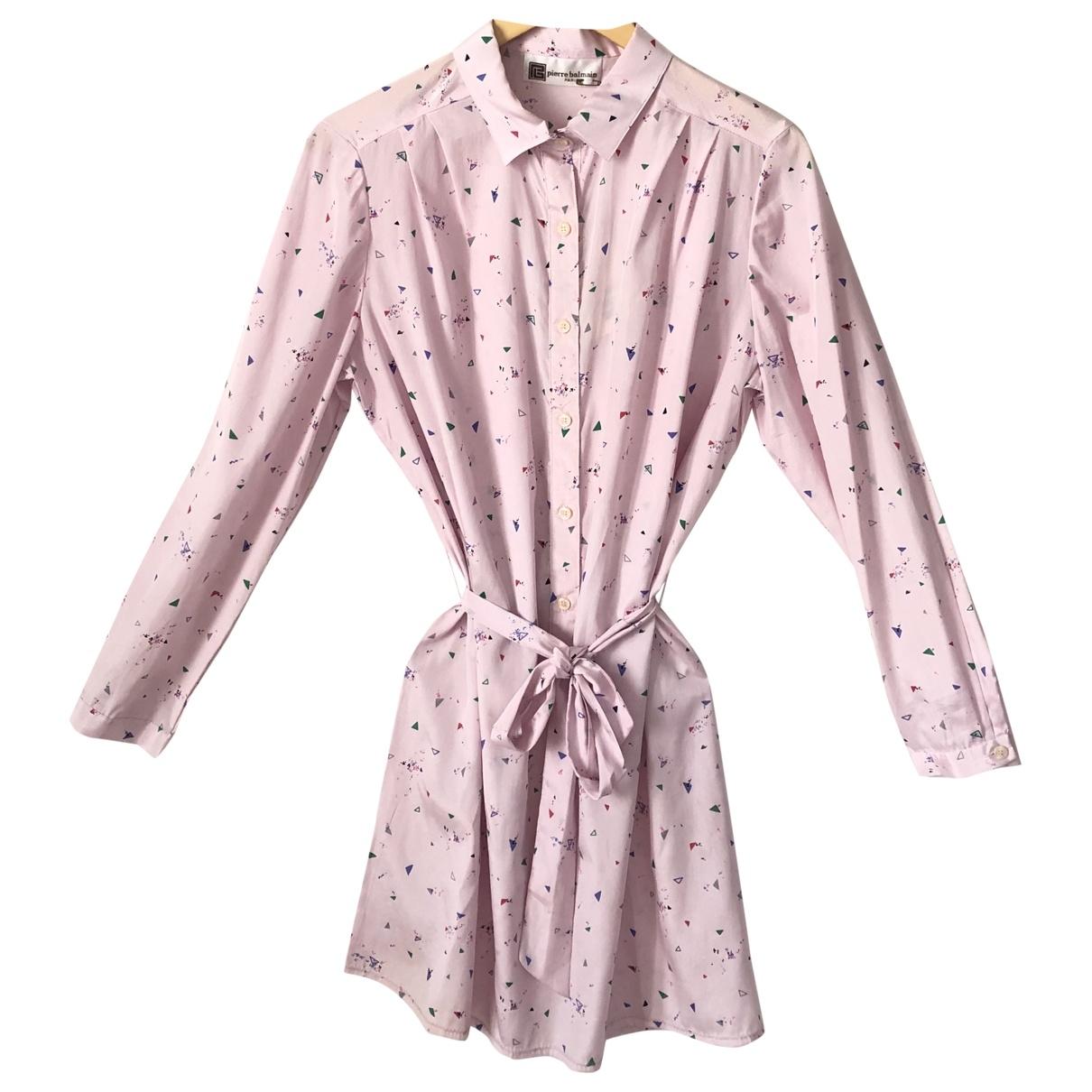 Pierre Balmain \N Pink dress for Women S International