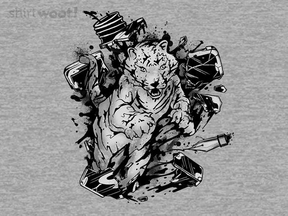 Creative Burst T Shirt