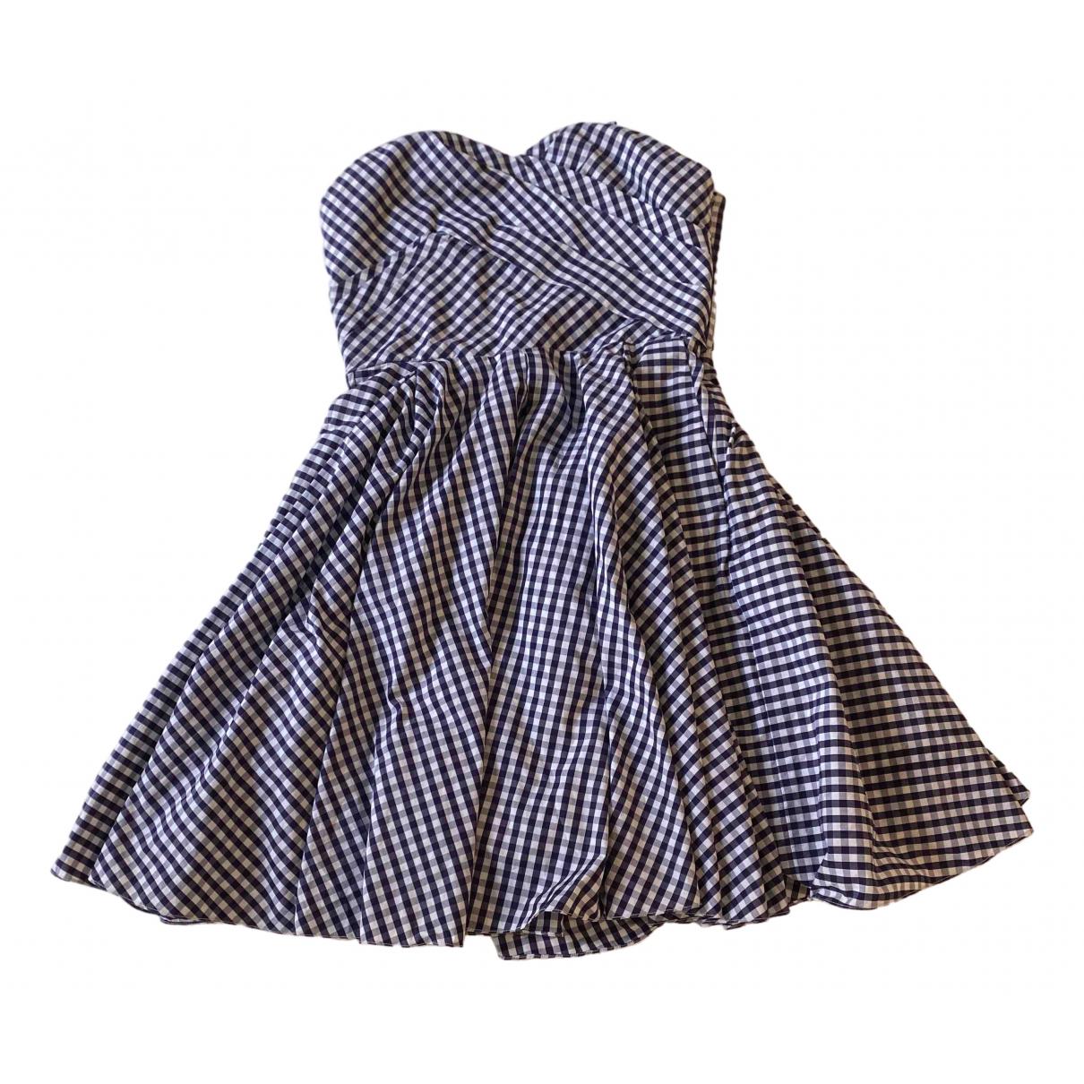 Paul & Joe Sister \N Kleid in  Blau Baumwolle