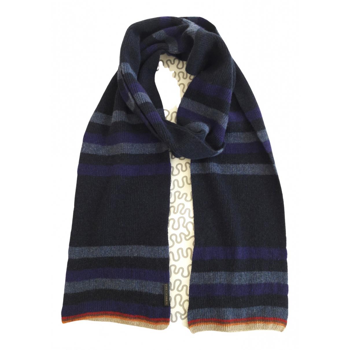 Non Signé / Unsigned N Multicolour Cashmere scarf & pocket squares for Men N