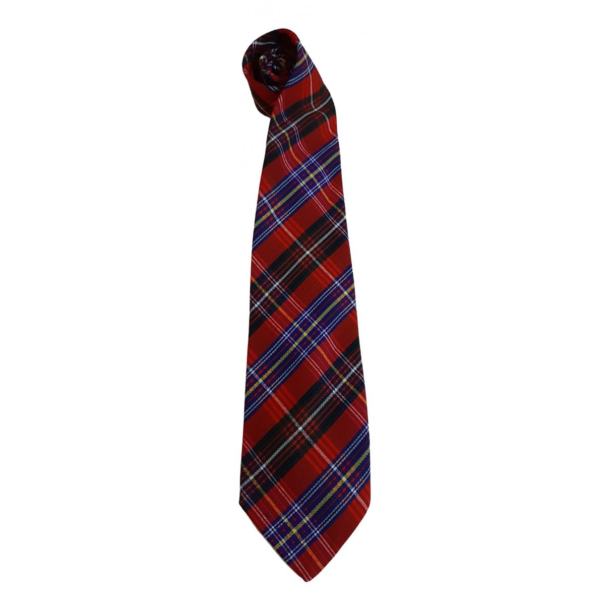 Charles Jourdan - Cravates   pour homme en soie - multicolore