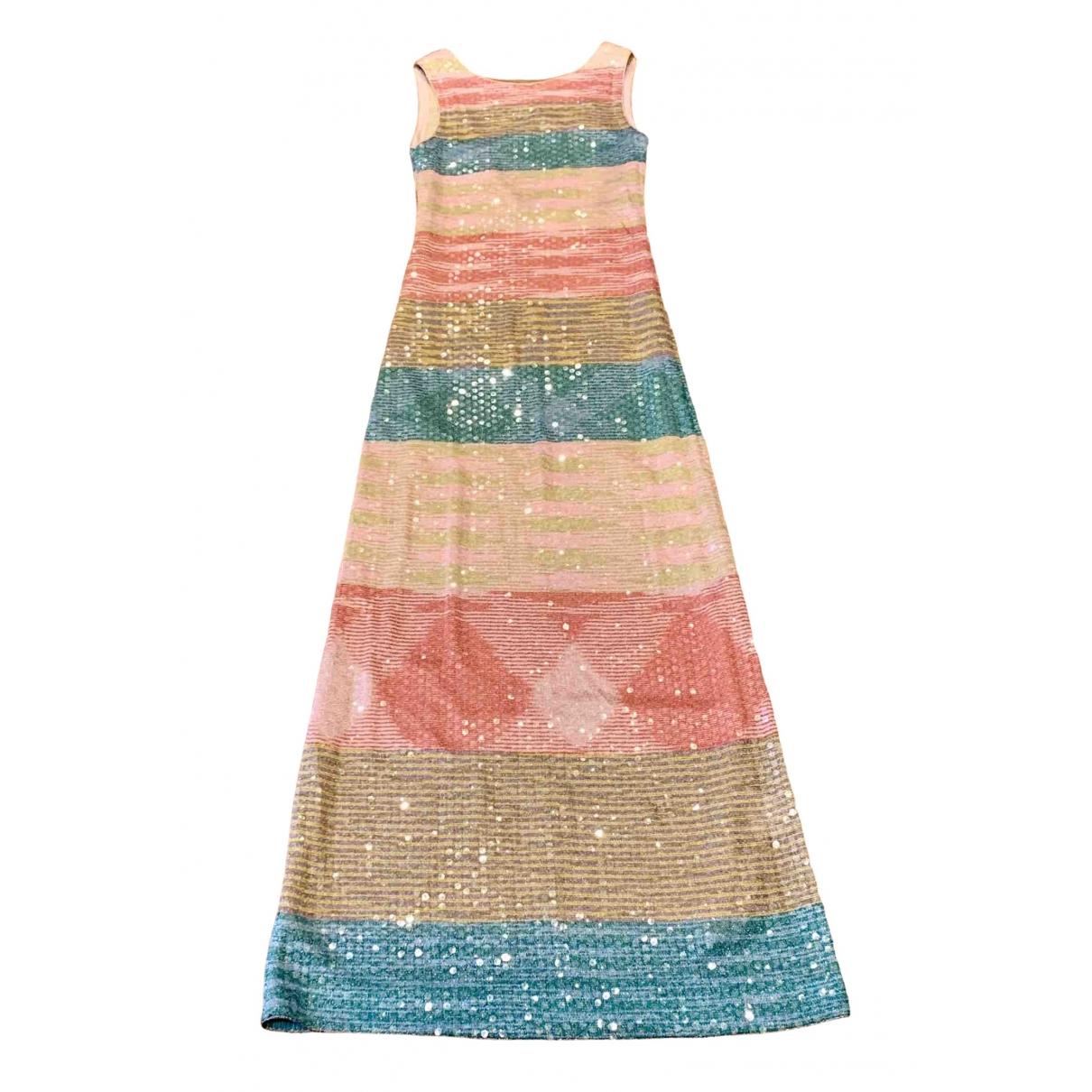 Missoni \N Kleid in  Bunt Mit Pailletten
