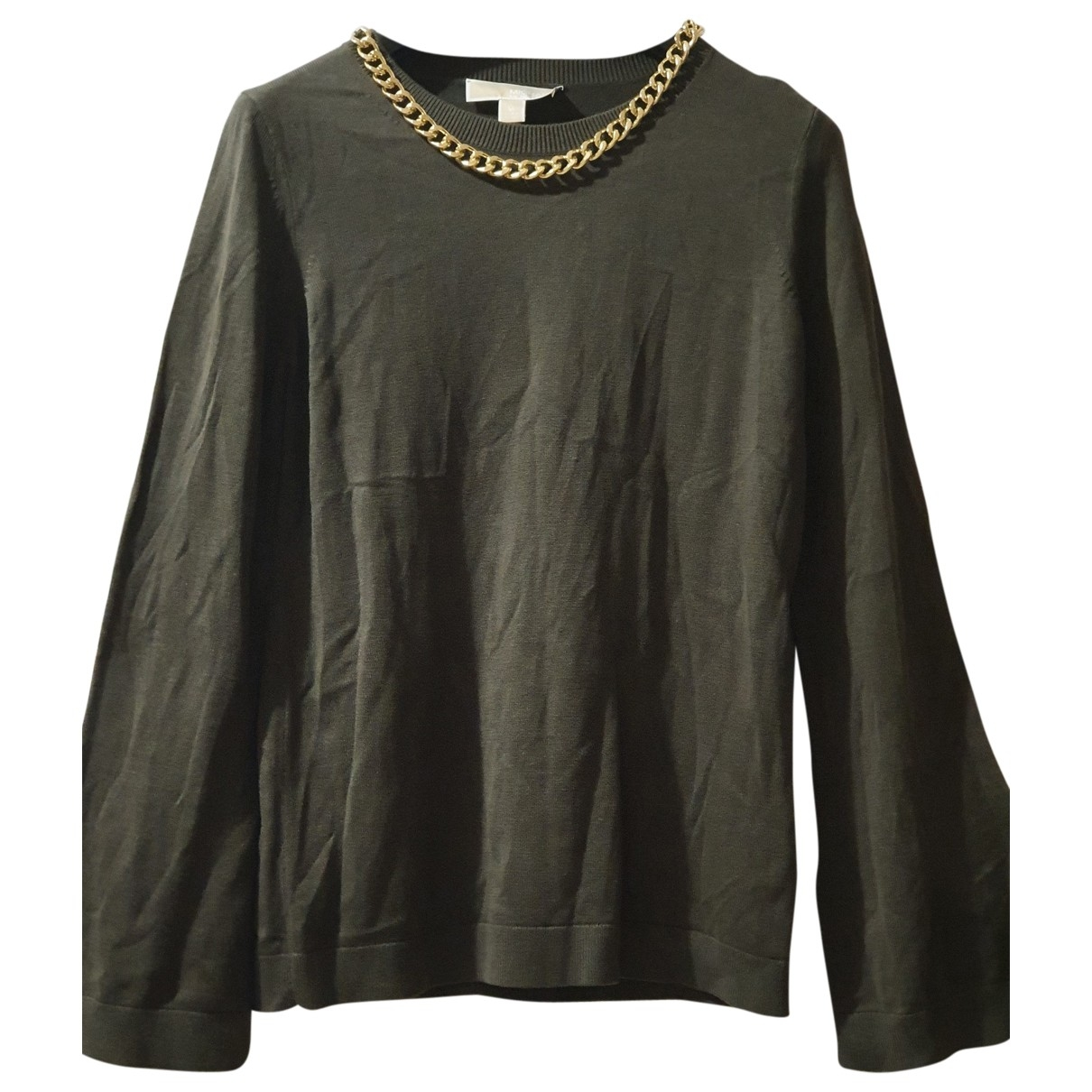Michael Kors \N Green Cotton Knitwear for Women M International