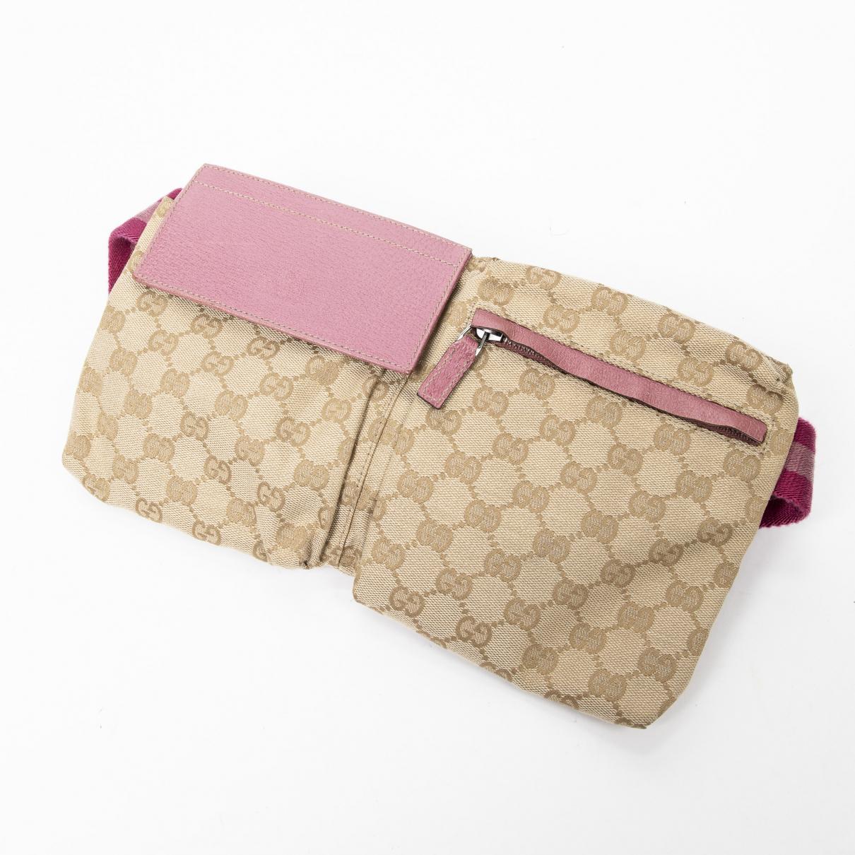 Gucci - Pochette   pour femme en coton