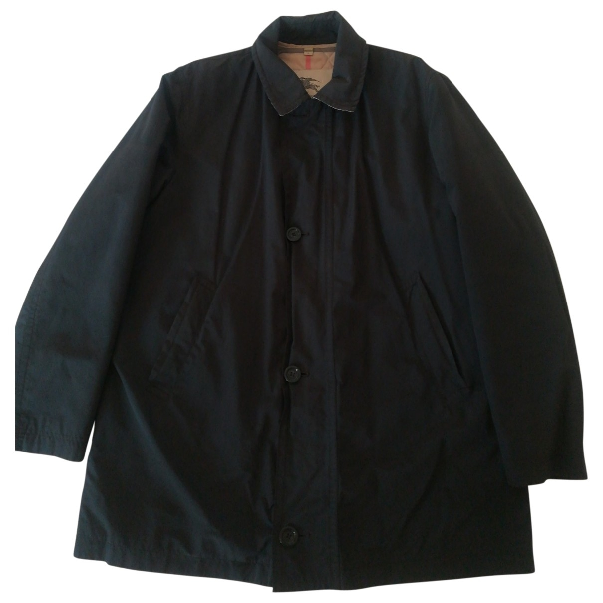 Burberry \N Black jacket  for Men L International