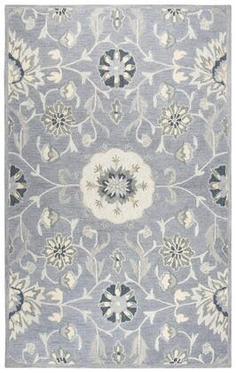 RESRS915A33TA0912 Resonant Transitional Area Rug Size 9' X 12'  in