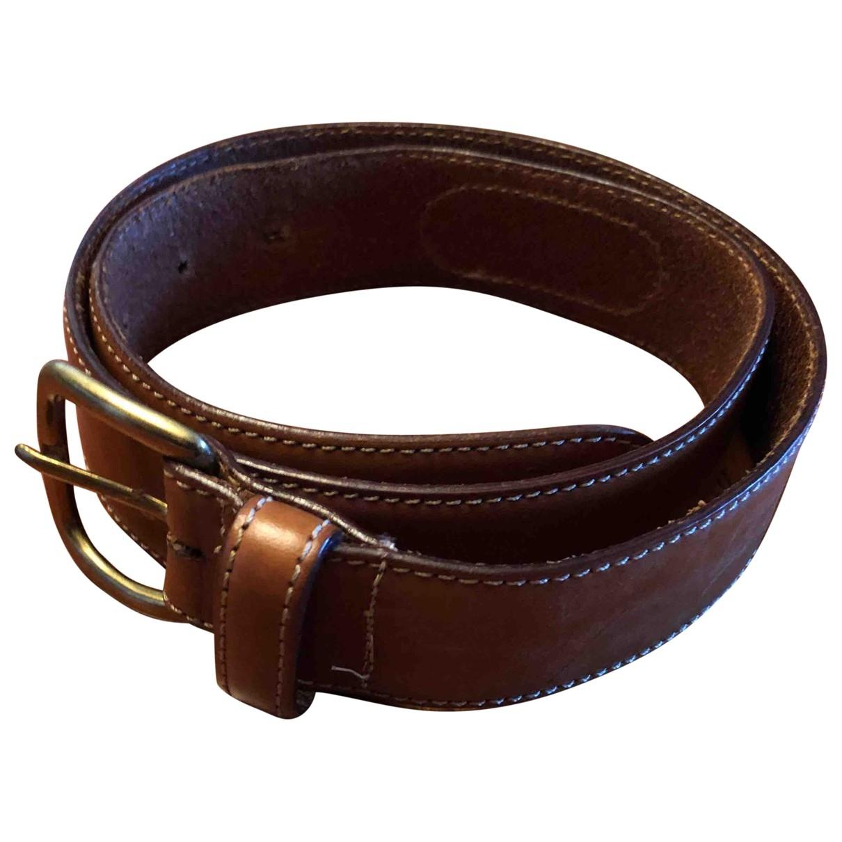 Cinturon de Cuero Emporio Armani