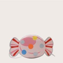 Maedchen Candy Shaped Umhaengetasche