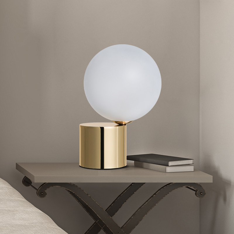 Stunning Durable Ball Shape Design Room Decoration Table Lamp