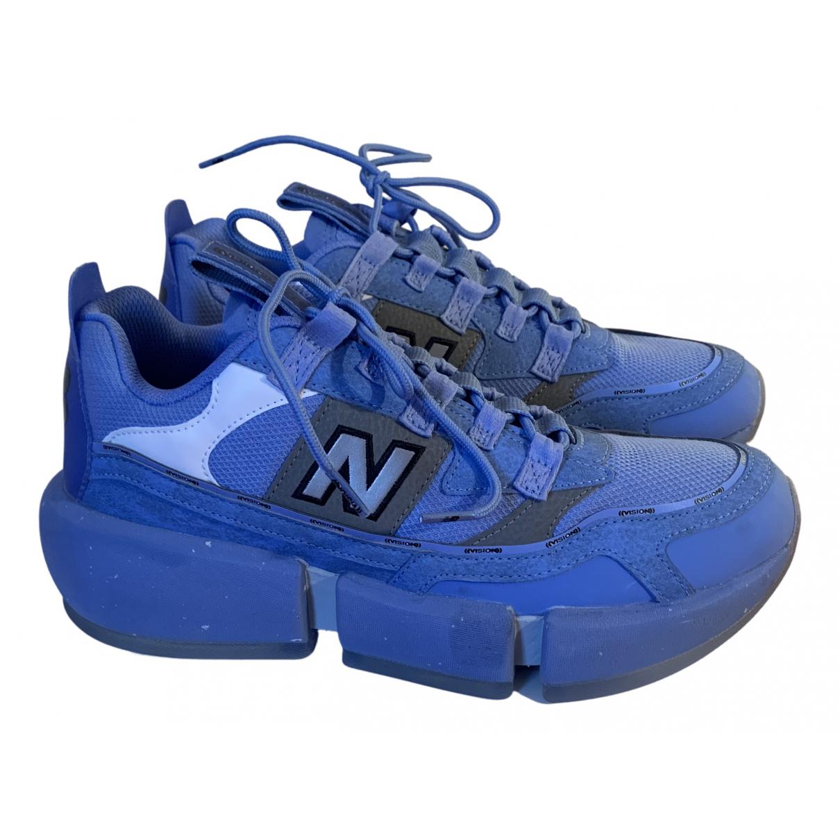 New Balance - Baskets   pour homme en autre - bleu