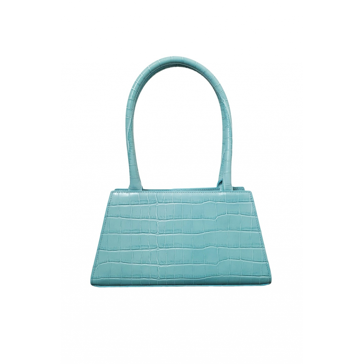 Rixo \N Blue Leather handbag for Women \N