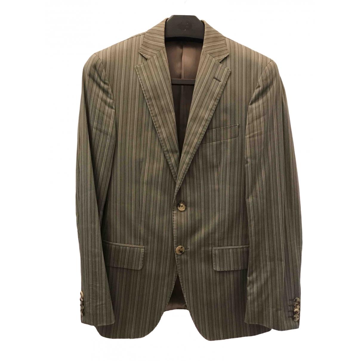 Etro - Vestes.Blousons   pour homme en coton - vert