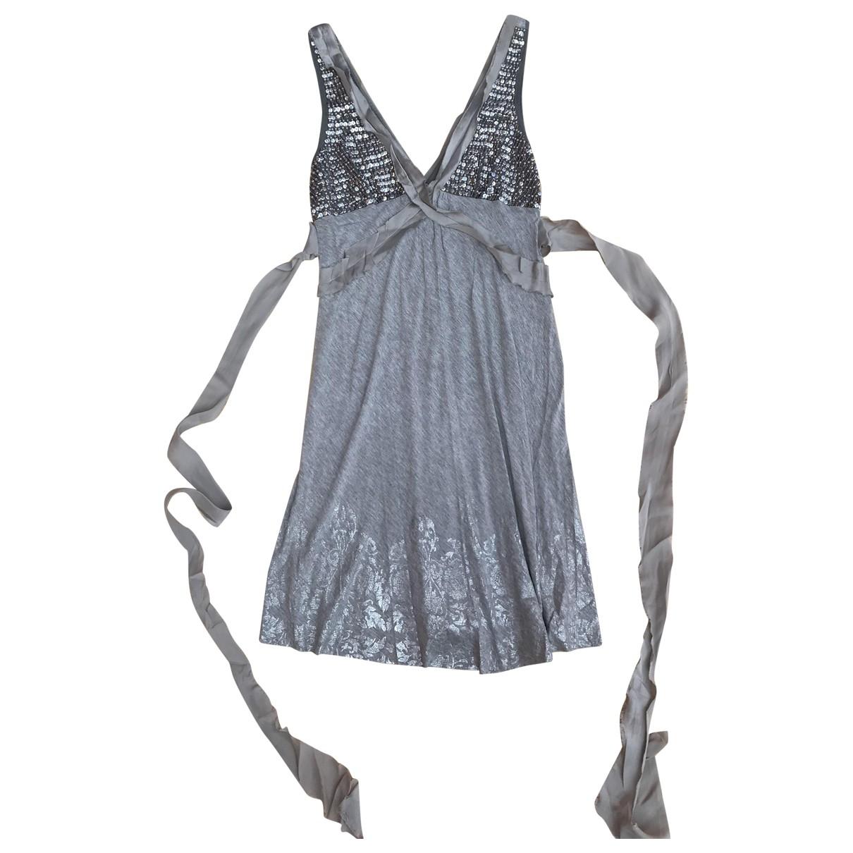 Pinko - Robe   pour femme - gris
