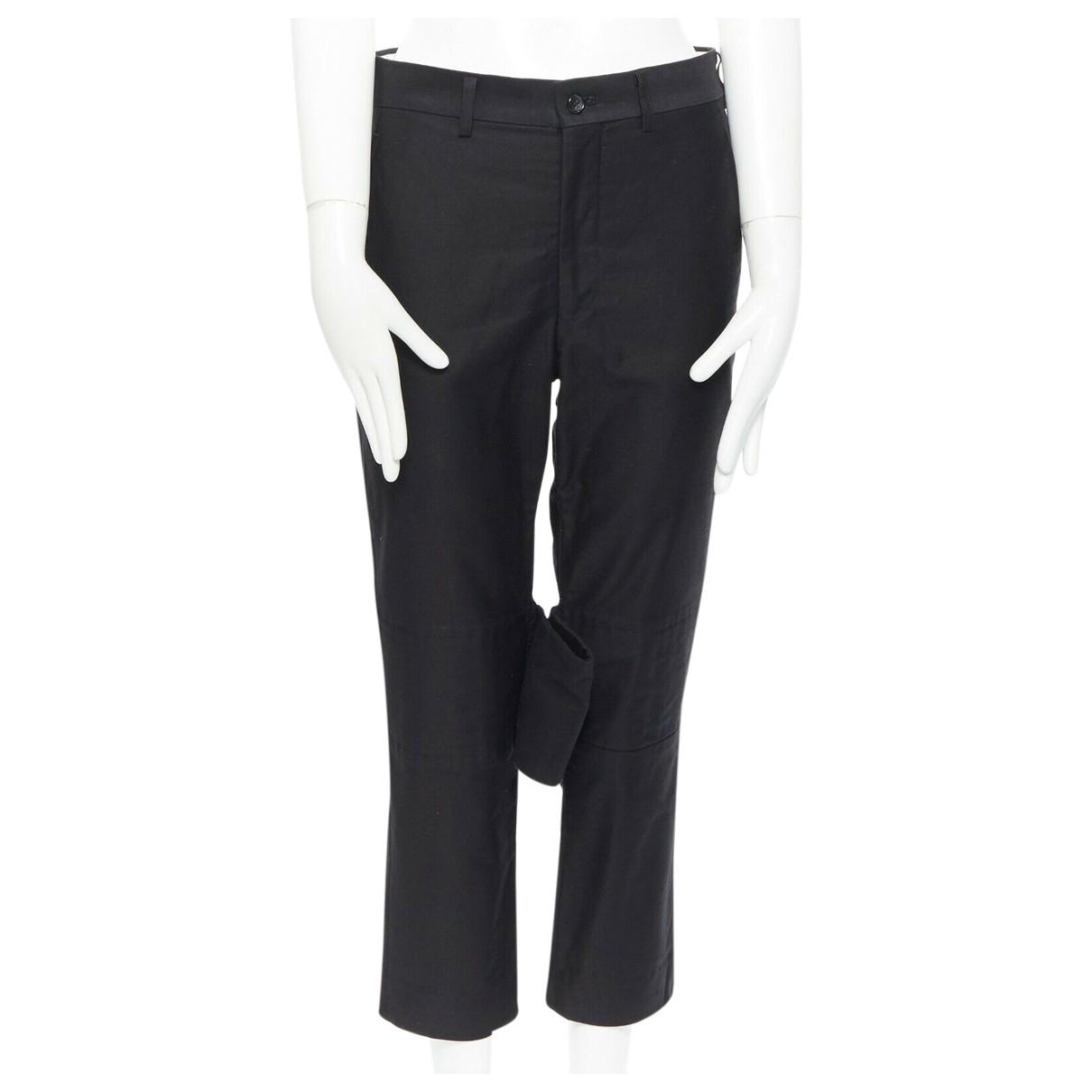 Pantalon recto Comme Des Garcons