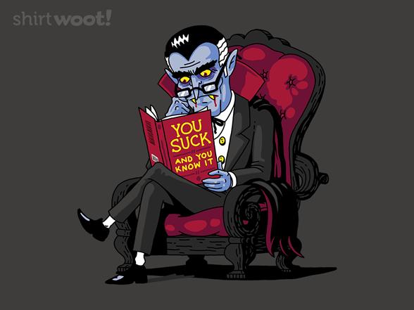 You Suck T Shirt