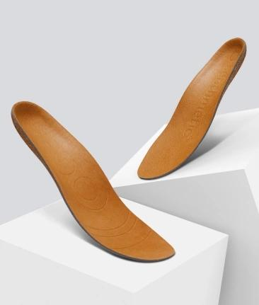 XIAOMI XINMAI Men Natural Cork Leather Insole Anti-odor