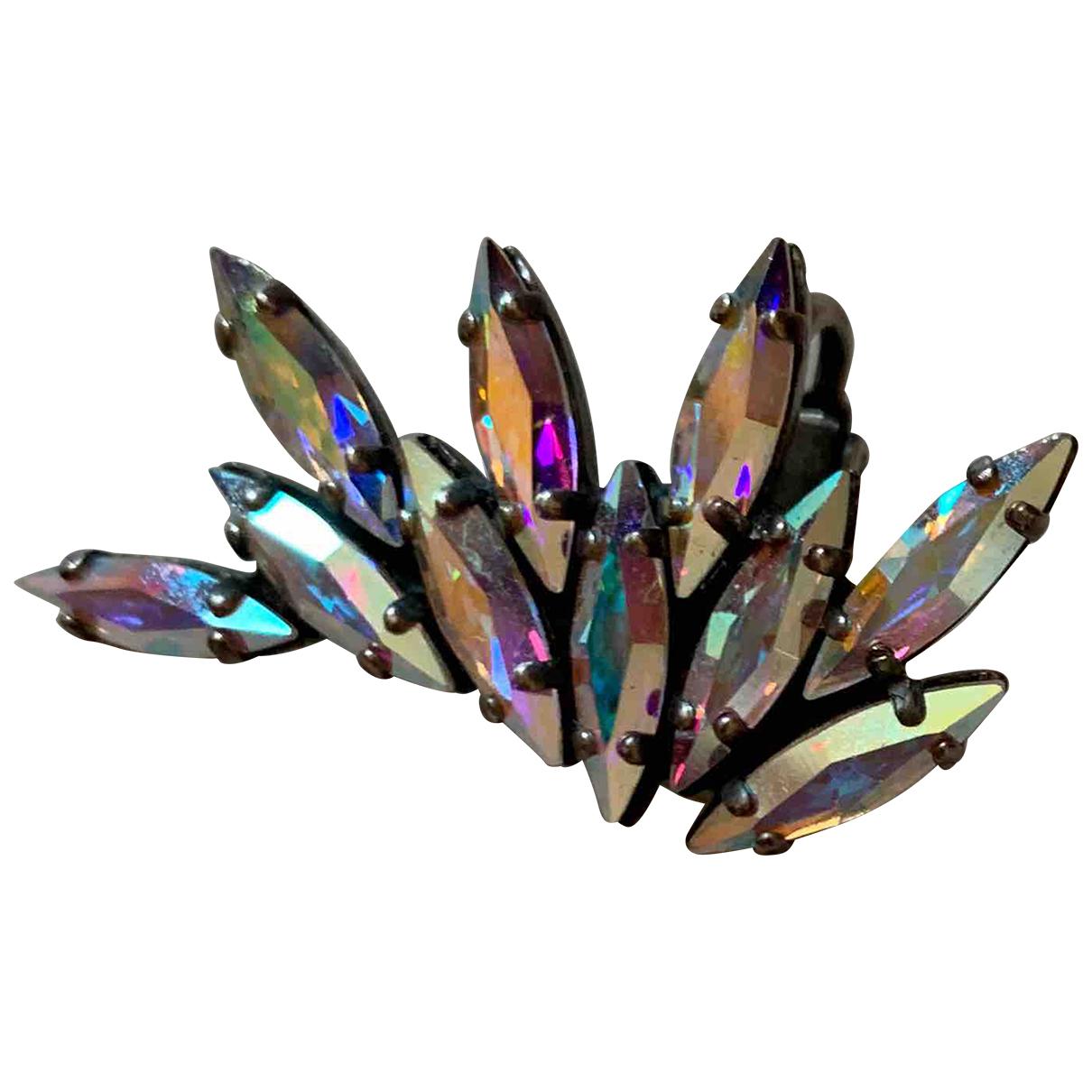 Ryan Storer \N Metallic Metal Earrings for Women \N