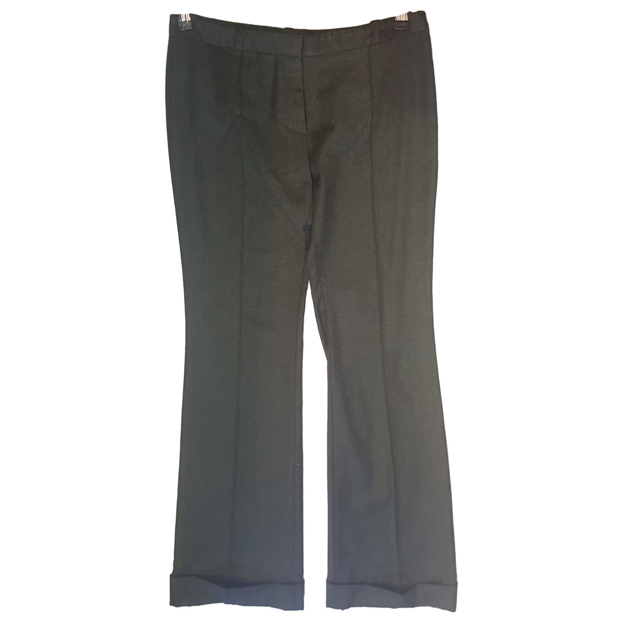 Balenciaga - Pantalon   pour femme en laine - gris