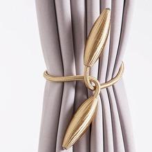 1pc Twist Design Curtain Tie Back
