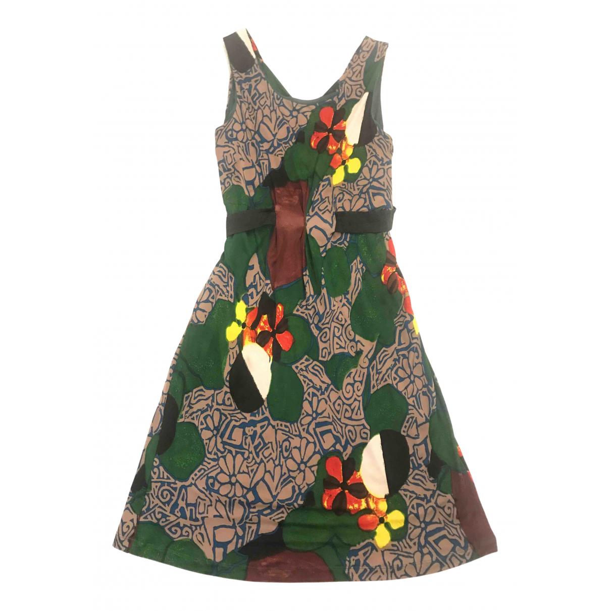 Philosophy Di Alberta Ferretti - Robe   pour femme - vert