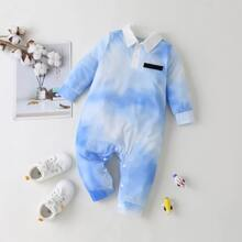 Knopfe  Batik Laessig Baby Jumpsuits