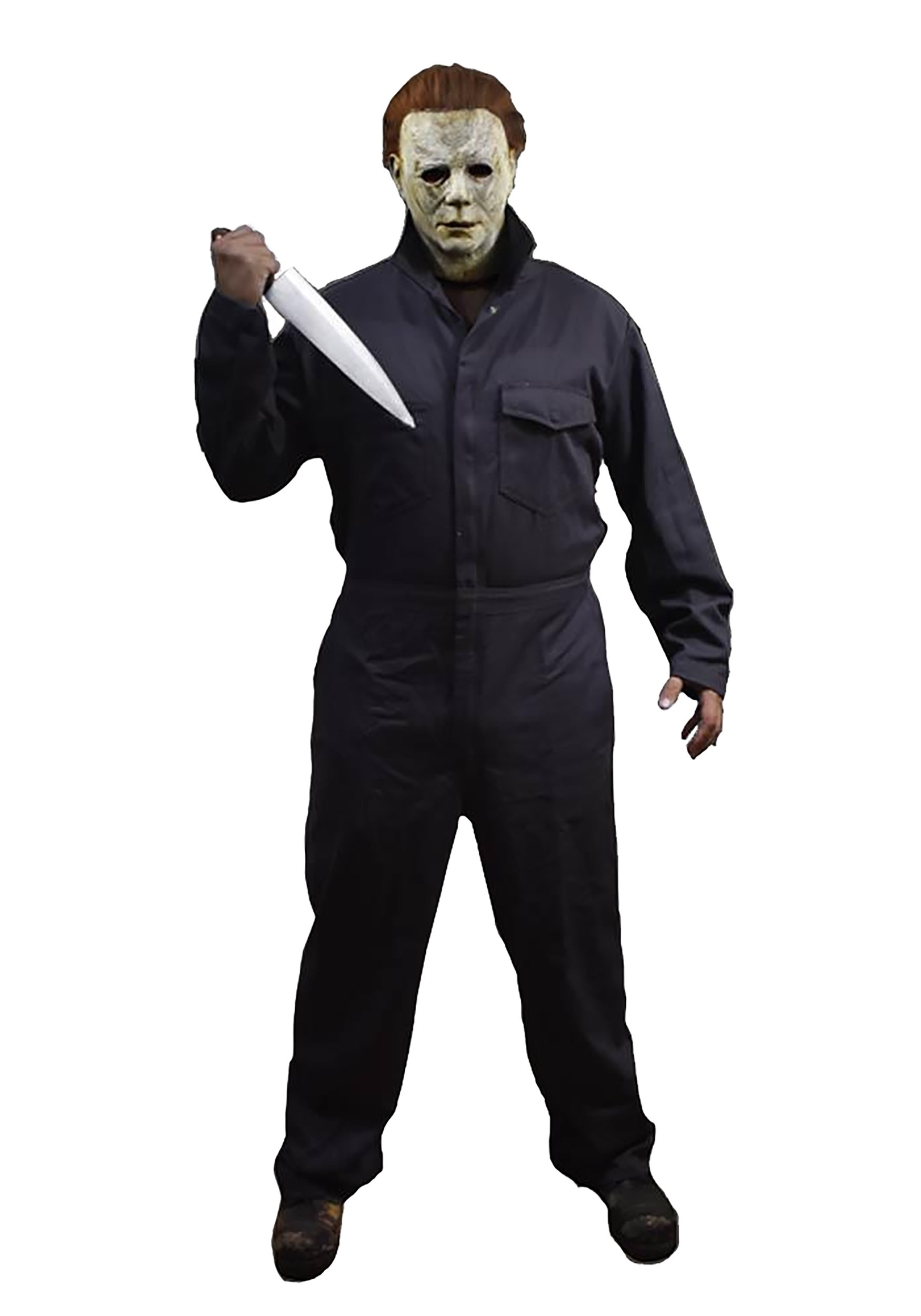 Halloween 18' Adult Michael Myers Coveralls