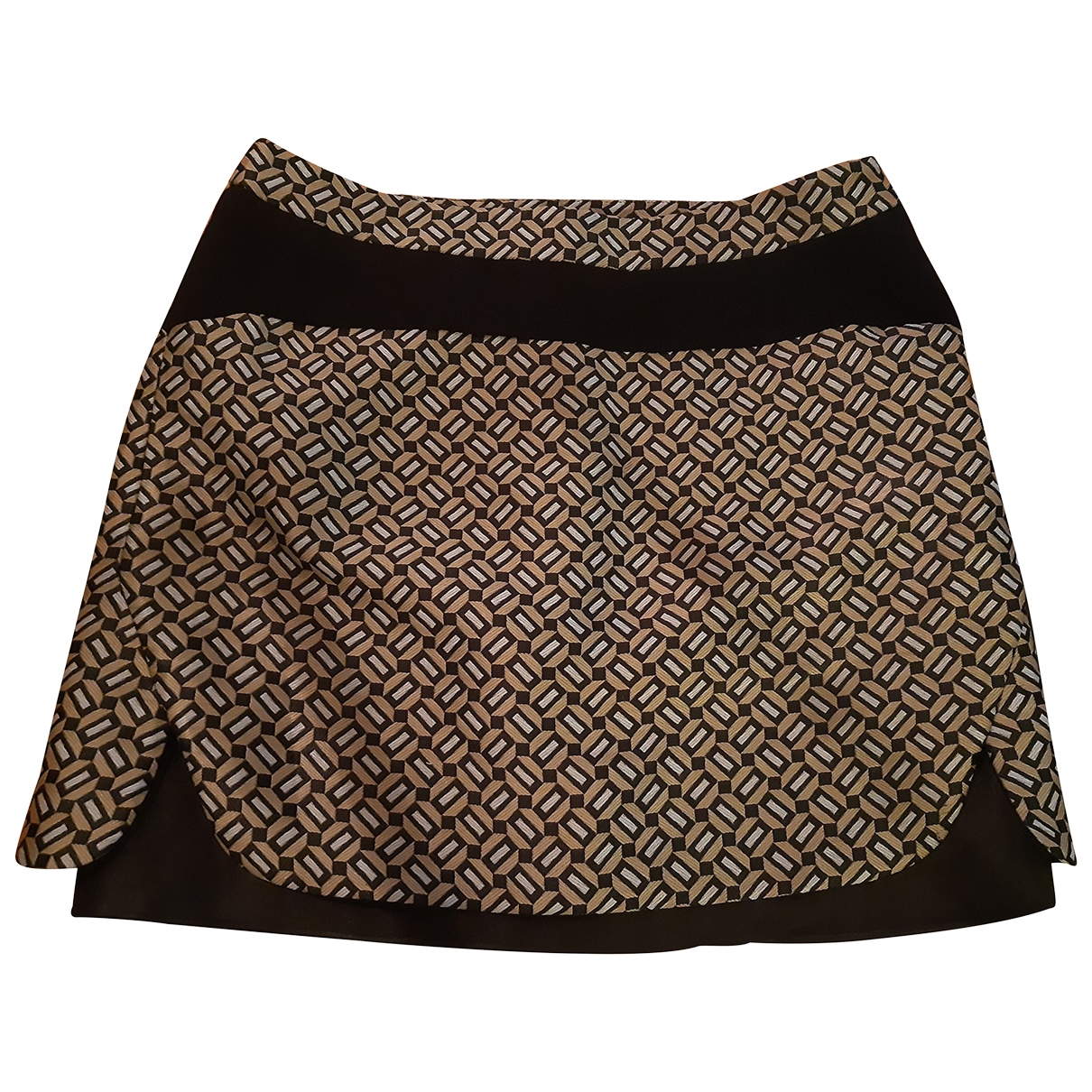 Diane Von Furstenberg \N Multicolour skirt for Women 2 0-5