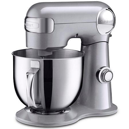 Cuisinart Precision Master 5.5-Quart Stand Mixer, One Size , Silver