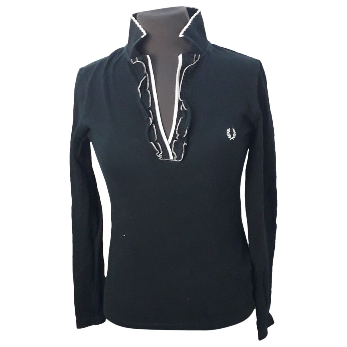 Fred Perry \N Blue Cotton  top for Women S International