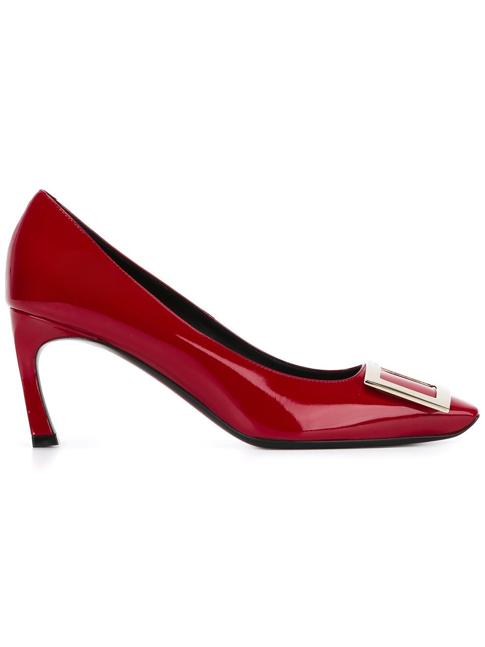 Trompette Patent Leather Pumps