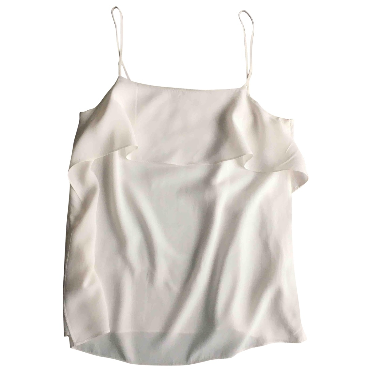 & Stories \N White  top for Women 38 FR