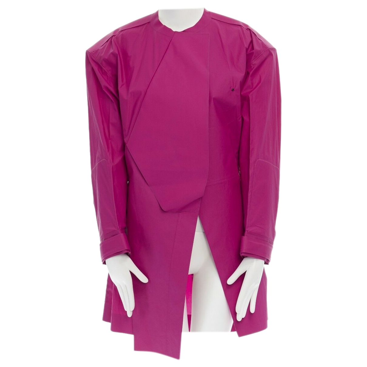 Balenciaga \N Pink Silk jacket for Women 38 FR