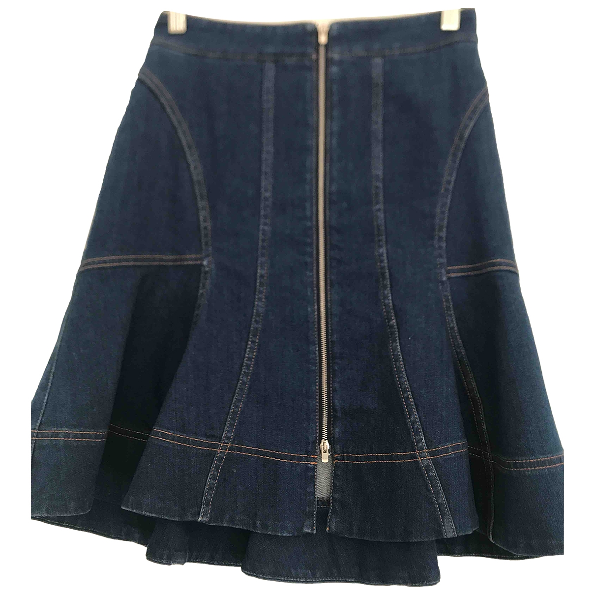 Stella Mccartney \N Rocke in  Blau Denim - Jeans