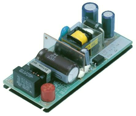 Cosel , 10W Embedded Switch Mode Power Supply SMPS, 5V dc, Open Frame
