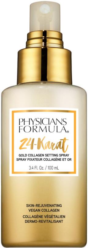 24-Karat Gold Collagen Setting Spray